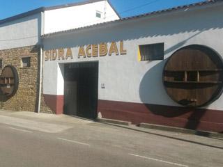 Sidra Acebal -  Instalaciones - Sidra Acebal
